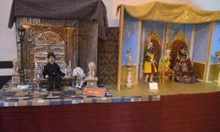 Un mundo mágico en el Museo de la Máscara
