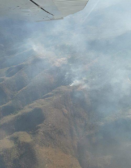 Controlados los incendios en la Huasteca