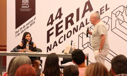 Benito Taibo  en la FNL 2019