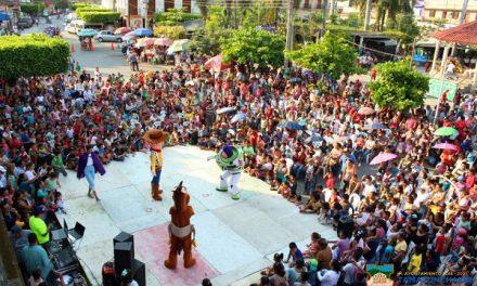 DIF celebró en grande Día del Niño y la Niña