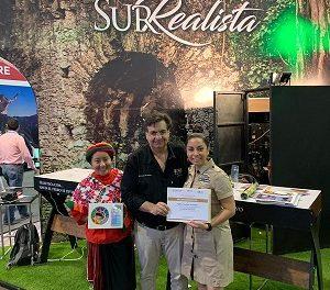 Entregan premio empresa Selva Teenek