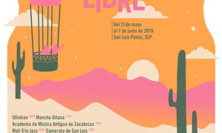 Onceava edición del Festival Música Libre