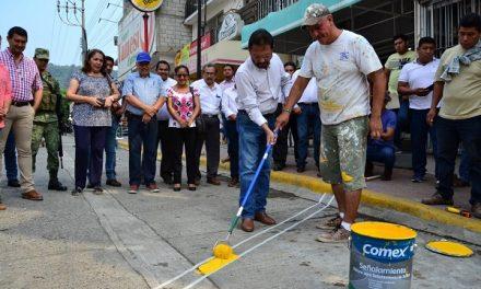 Inicia programa de reordenamiento en Tamazunchale