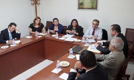 Reunión en la Comisión de Vigilancia