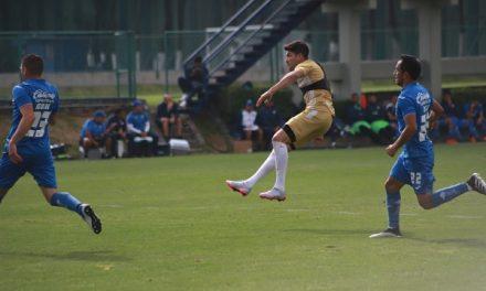 ADSL empató a cero goles ante Cruz Azul