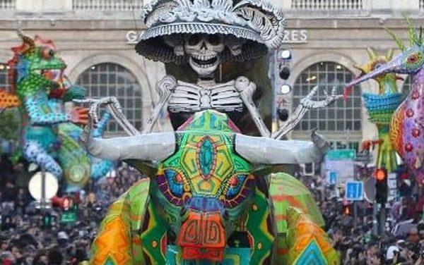 Artista potosino en festival Lille 3000 en Francia