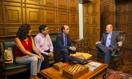 Visita de investigador Universidad de Murcia España