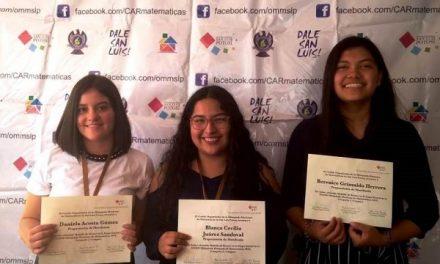 Reconocen estudiantes de UASLP Matehuala