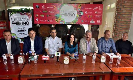 9ª festival Internacional del Vino en SLP