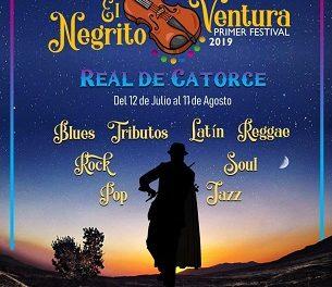 """Festival de Verano """"El Negrito de Ventura"""""""