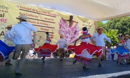 Un éxito festival de danza folclórica