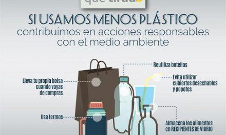 """Campaña """"Julio Sin Plástico"""""""
