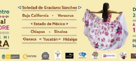 Invitan al festival de danza folclórica