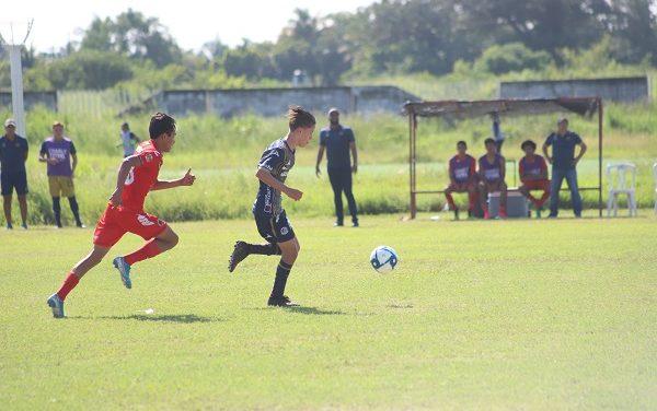 ADSL Sub 17 empata ante Veracruz