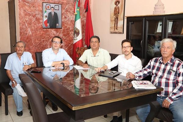 Firma del convenio CATEM y Ayuntamiento