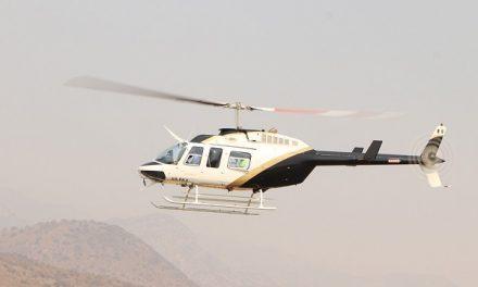 Pagan deuda renta de helicóptero: RPD