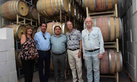 Consolidar ruta del vino y el queso en Soledad