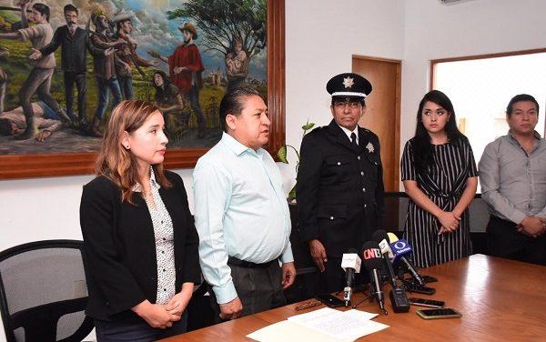 Nuevo titular de seguridad publica en Soledad