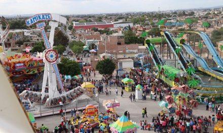 Juegos mecánicos gratuitos en FENAPO 2019