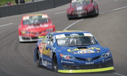 Alex De Alba llegara Sub Líder de NASCAR Challenge
