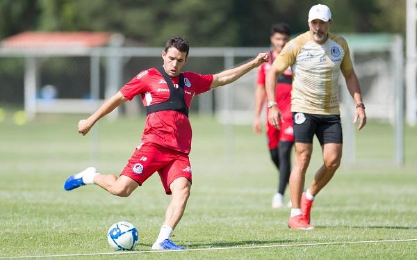 ADSL ya prepara su partido ante Puebla