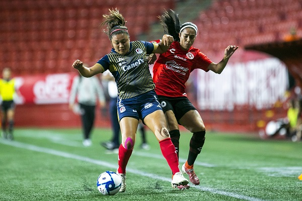 ADSL Femenil pierde 3-0 con Tijuana