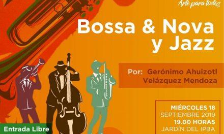 """Concierto """"Bossa & Nova y Jazz"""""""