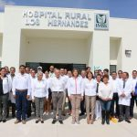 """Entregan hospital rural de """"Los Hernández"""""""