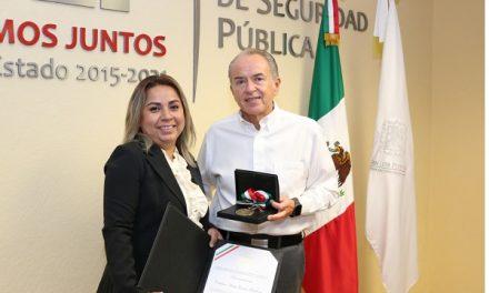 """Entrega presea """"Dr. Sergio García Ramírez"""""""