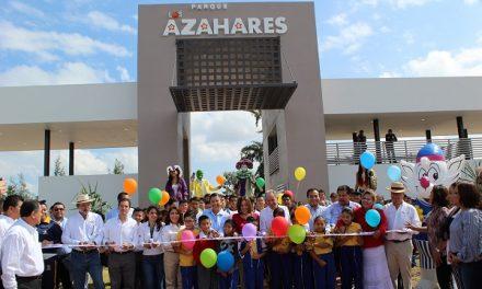 """Inauguración del Parque """"Los Azahares"""""""