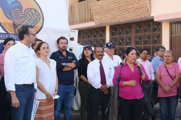 XNP atiende demanda ciudadanas