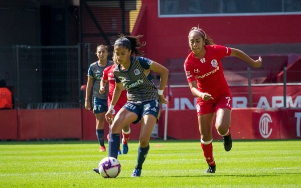 ADSL Femenil pierde 3-1 ante Toluca l