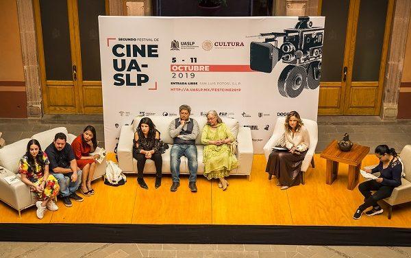 UASLP en favor del Cine Mexicano