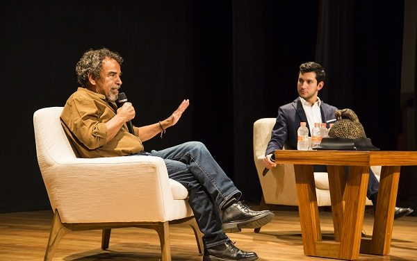 Damián Alcázar ofreció una master class