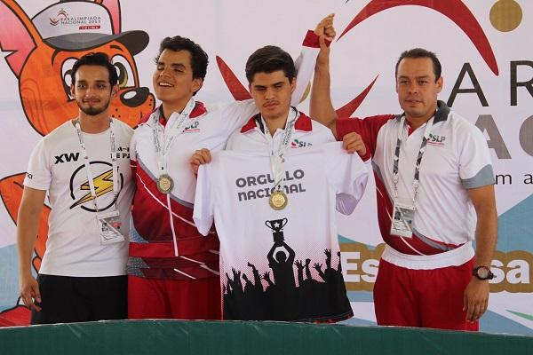 Potosinos en Paralimpiada Nacional en Colima