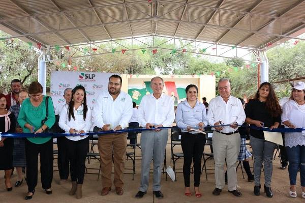 Infraestructura en escuelas de Cárdenas