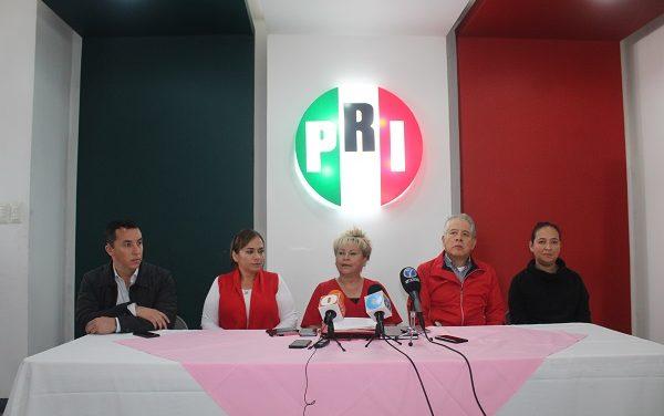 Elección del nuevo Consejo Político Nacional: PRI