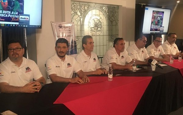 """Presentan """"ruta off road  Huastecazo 2019"""""""