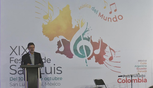 Inauguran XIX edición del Festival de San Luis