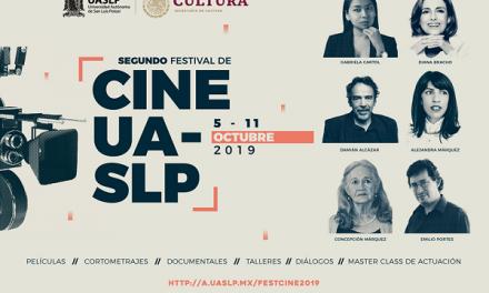UASLP presentó 2do Festival de Cine