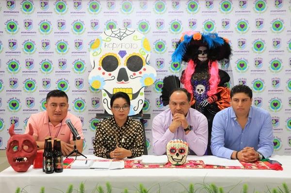 """Presentan el programa  """"Xantolo 2019"""""""