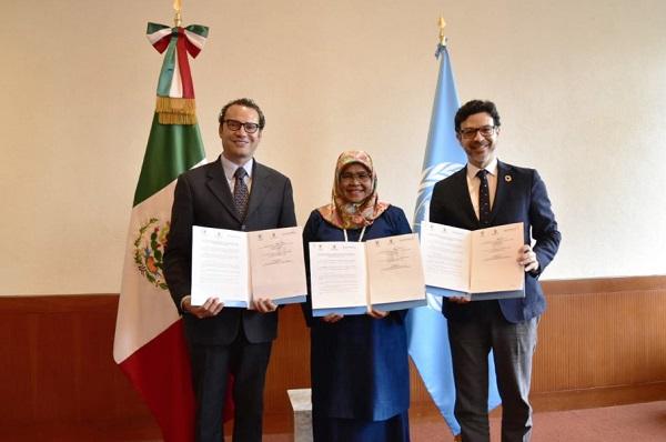 Colaboración ONU-Hábitat y Ayuntamiento