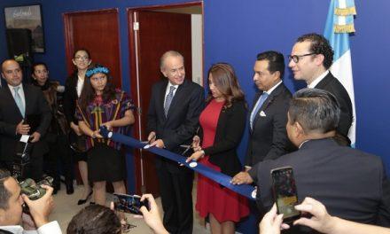 Inauguran Consulado de Guatemala en SLP.