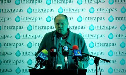 Presentan propuesta de ajustes: INTERAPAS