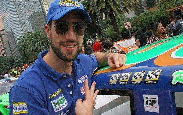 Rubén García Jr. por su tercera Corona NASCAR