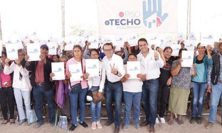 """Programa """"De Piso a Techo, ¡Es Tu Derecho!"""""""