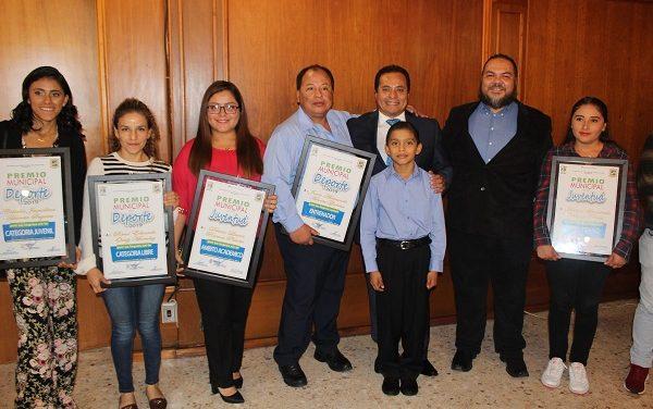 Premio Municipal de la Juventud y Deporte