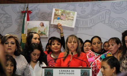 En favor del campo y de las mujeres rurales: SRM