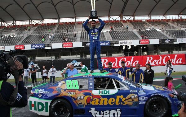 Rubén García Jr. se proclama Campeón