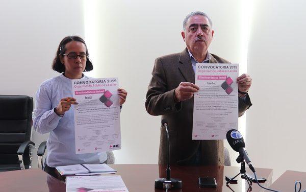 Convocatoria para consejera electoral en CEEPAC